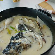芋儿鱼头汤