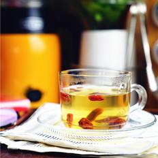 红枣西洋参枸杞茶