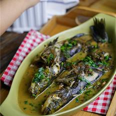 芽菜黄刺鱼