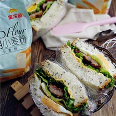 猪排三明治