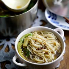 酸菜土豆汤粉
