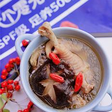 鸡腿香菇汤