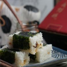 干贝XO酱寿司