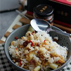 酱香藜麦土豆饭