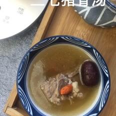 三七猪骨汤