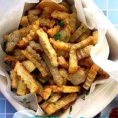 香酥猪肉土豆条