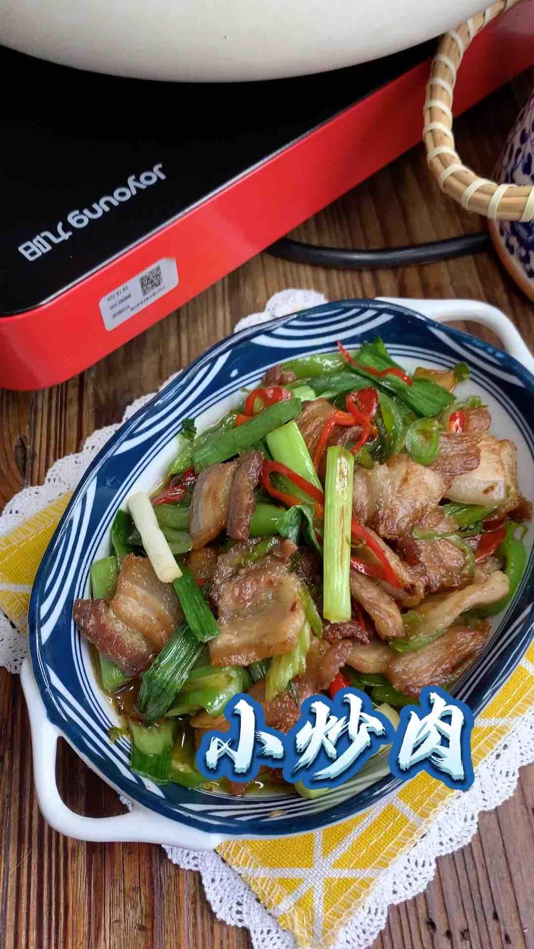 小炒肉 长沙特色菜