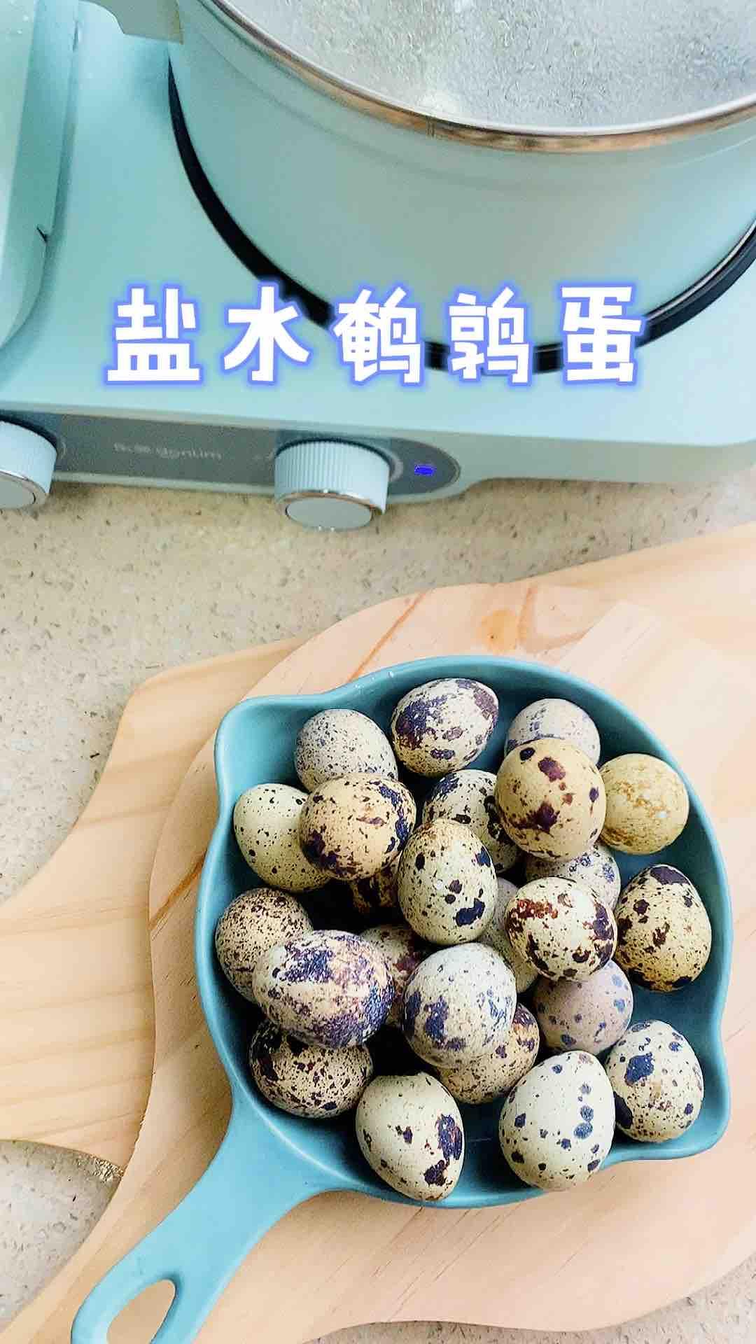 鹽水鵪鶉蛋