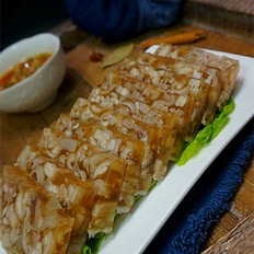 猪蹄冻----高逼格新年宴客菜