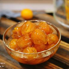 金橘蜜饯-----秋季护嗓必备