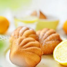 柠檬蜂蜜蛋糕