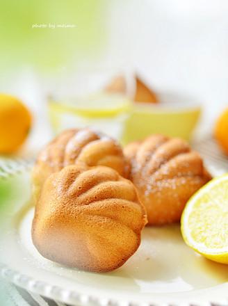 柠檬蜂蜜蛋糕的做法