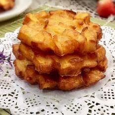 香甜红薯饼