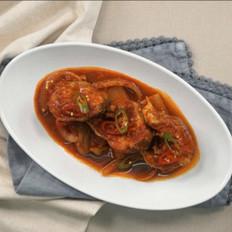 韩式萝卜炖明太鱼