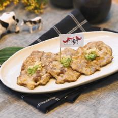 韩式煎扇子肉