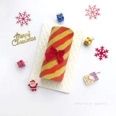 圣诞蛋糕卷