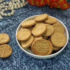 减肥之低脂杂粮饼干