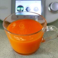 排毒果蔬汁~青苹果胡萝卜汁