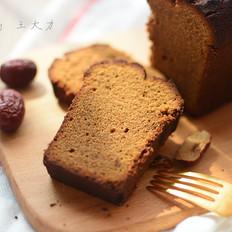 枣泥磅蛋糕的做法