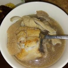 羊+鱼=鲜汤