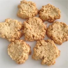 燕麦椰蓉脆饼