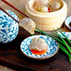 儿童水晶虾饺