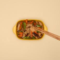 香菇炒肉的做法大全