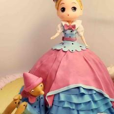 木偶系列一一皮诺曹的爱情