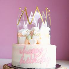 皇冠可可海绵蛋糕