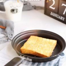 烤砂糖吐司(附汤种吐司制作)