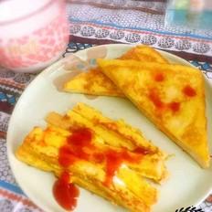 """5分钟""""芒里偷闲""""蛋蛋早餐"""