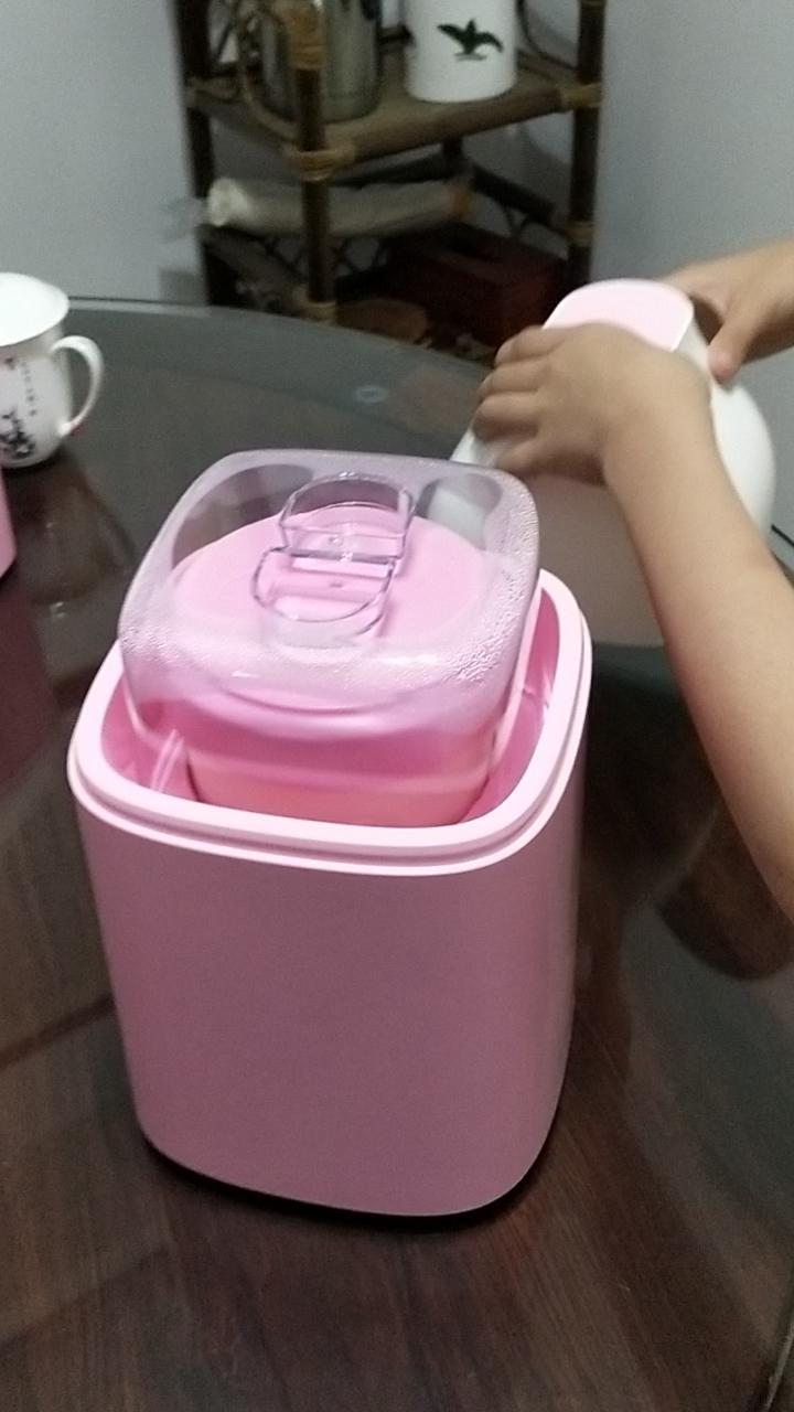 小孩子都能操作的自制酸奶