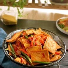 酱香白豆腐干