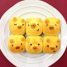 欢乐大眼猪面包