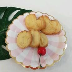 淡奶油版曲奇饼干
