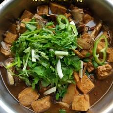 杂鱼炖豆腐