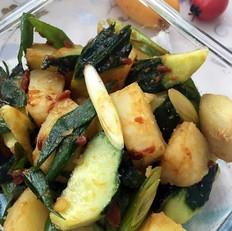 中式土豆沙拉