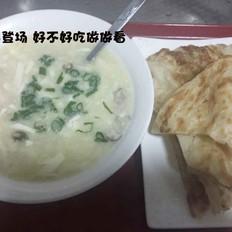 简食.内酯豆腐汤
