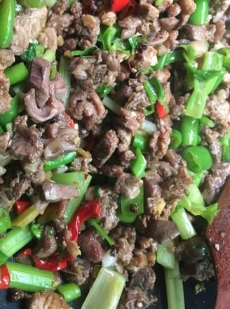 川式干锅鸭的做法
