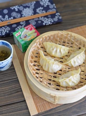 玉米猪肉饺子的做法