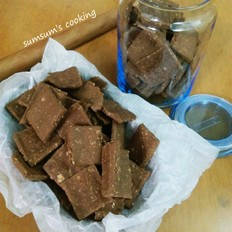 燕麦巧克力曲奇