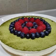 蓝莓山药芝士蛋糕蛋糕