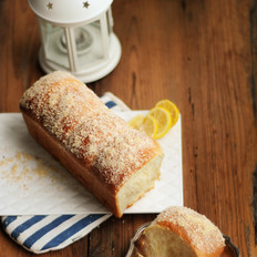 椰香全麦软面包