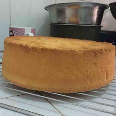 戚风蛋糕(9寸,约3磅)
