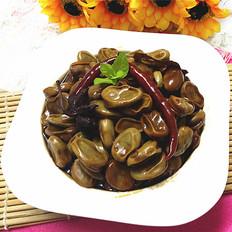 卤五香蚕豆