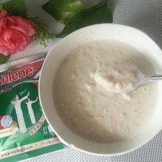 奶粉燕麦粥