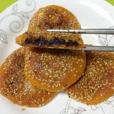 自制紫薯南瓜饼