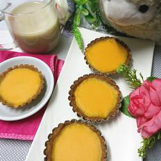 奶酪南瓜菊花塔