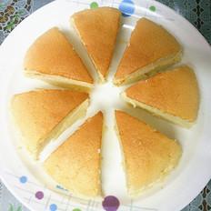 无油乳酪蛋糕