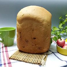蔓越莓甜面包(一键式)